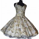 sofort verfügbar 50er Jahre Brautkleid zur Hochzeit im Petticoatkleid ...
