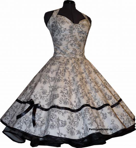 50er Jahre Hochzeitskleid Hochzeit Trauung Party