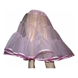 leichter petticoat rosa tanzkleid der 50er. Black Bedroom Furniture Sets. Home Design Ideas