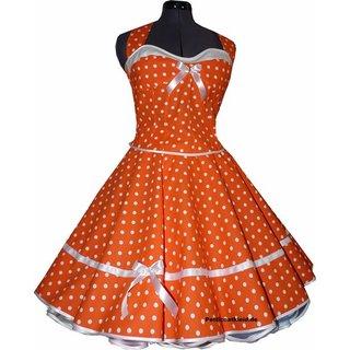 Kleider orange pink